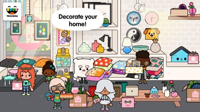 Screenshot for Toca Life: Neighborhood in Belgium App Store