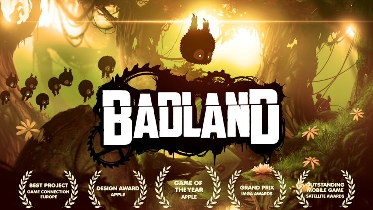 BADLAND screenshot-0