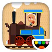 Toca Train app review