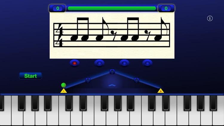 RhythmiCity Rhythm Trainer screenshot-0