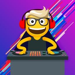 DJEMOJI - DJ Emoji App