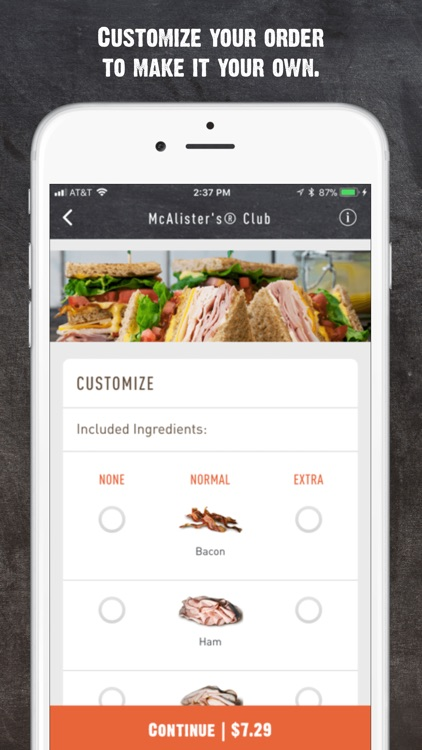 McAlisters Deli screenshot-4