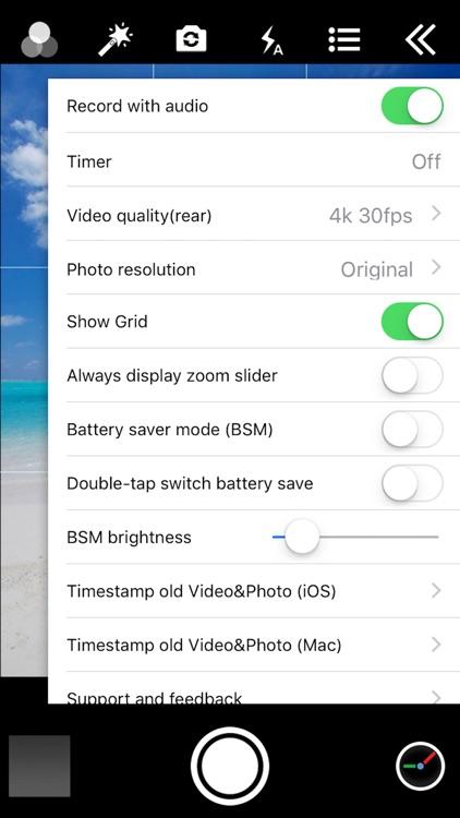 Timestamp Camera Pro screenshot-3