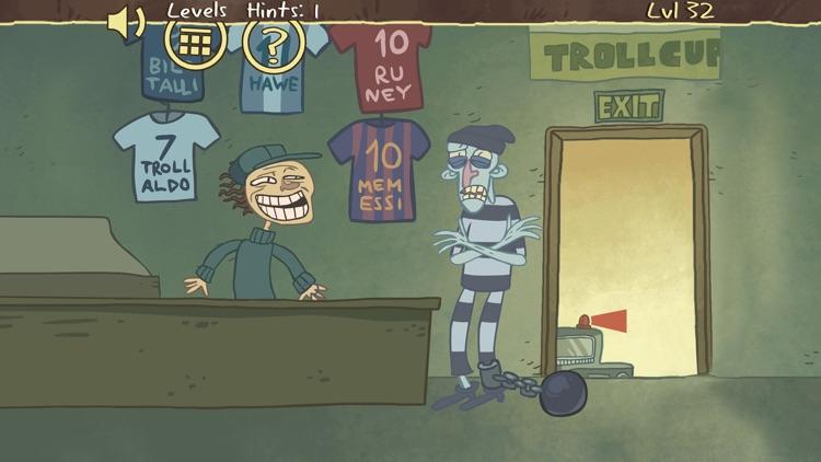 Troll Face Quest Sports screenshot-3