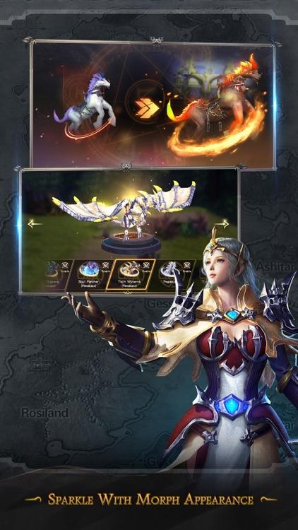 Dragon Revolt - Classic MMORPG screenshot-3