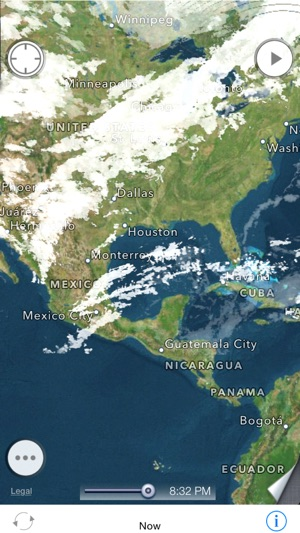 Hurricane Storm Tracker Satellite Radar On The App Store