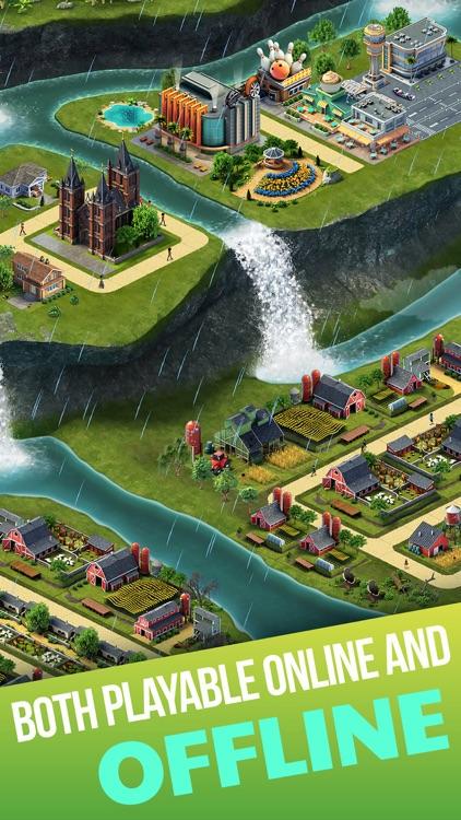 City Island 3 - Building Sim screenshot-4