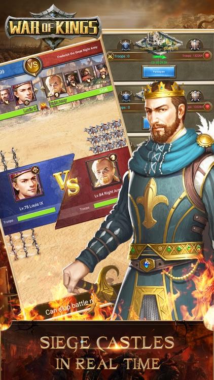 War of Kings:Power and Battle screenshot-3