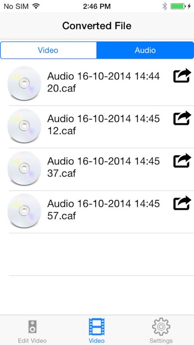 download فصل الصوت عن الفيديو apps 0