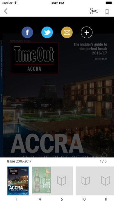 Time Out Accra screenshot 2