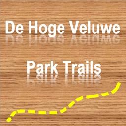 De Hoge Veluwe Park Trails GPS