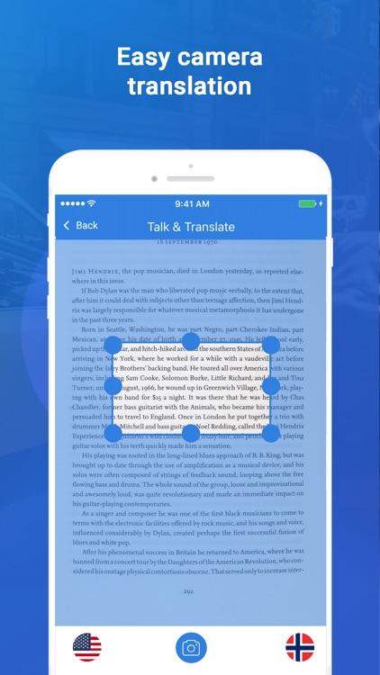 Talk & Translate screenshot-4