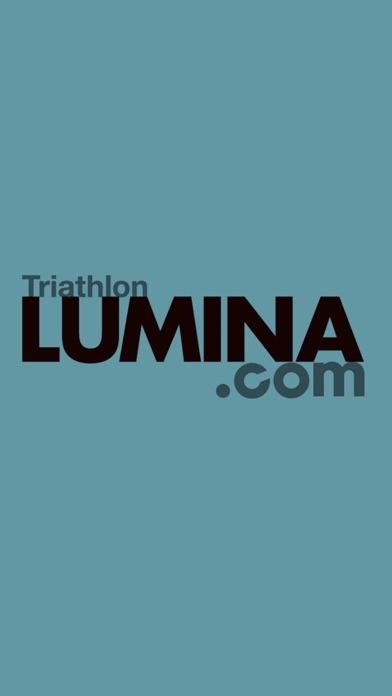 Triathlon LUMINAのスクリーンショット1