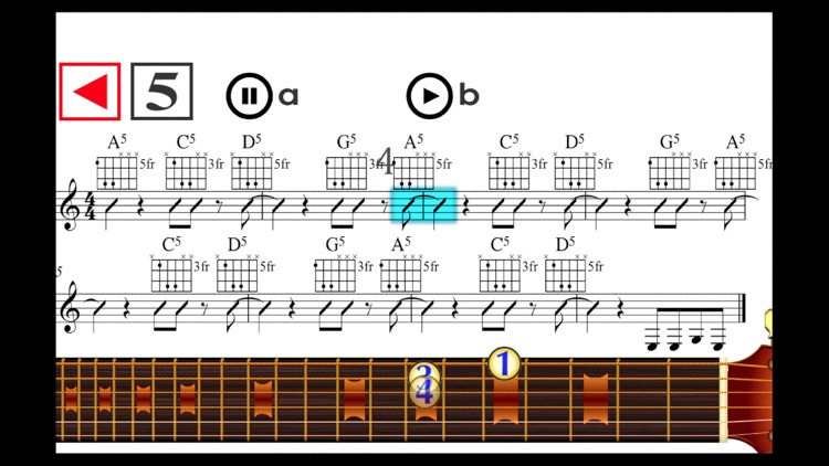 Learn how to play Guitar PRO screenshot-6