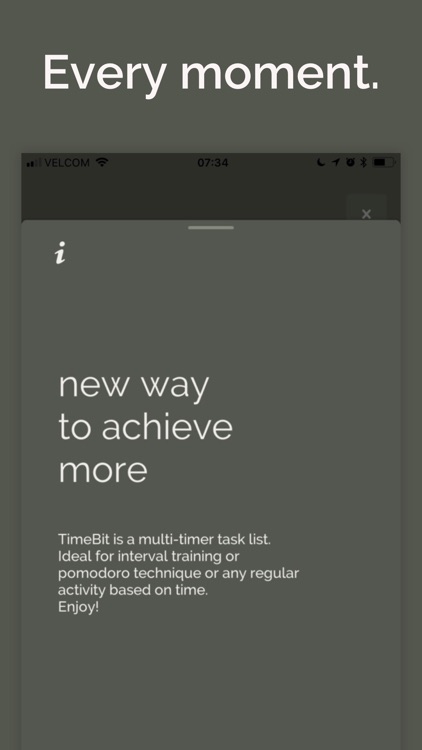 TimeBit -  Be Present screenshot-4