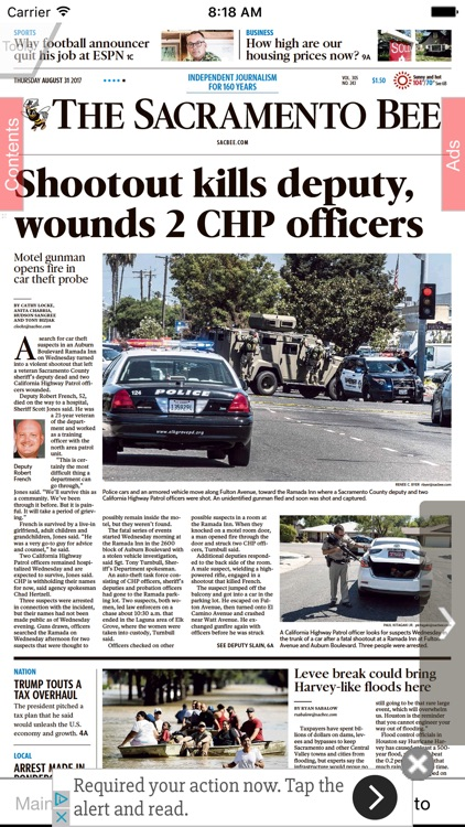 The Sacramento Bee eEdition