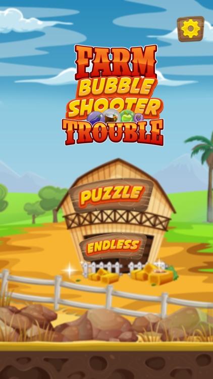 Farm Shooter Trouble Bubble