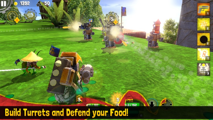 Bug Heroes 2 screenshot-2