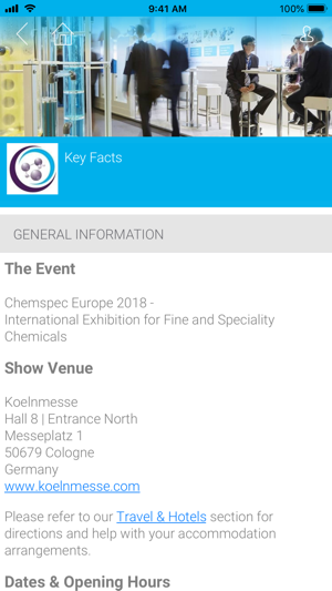 Chemspec Europe 2018 on the App Store