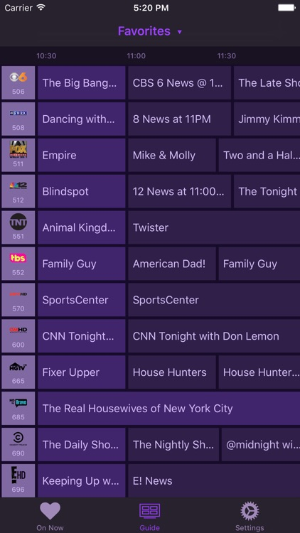Channels — Live TV, anywhere in your home