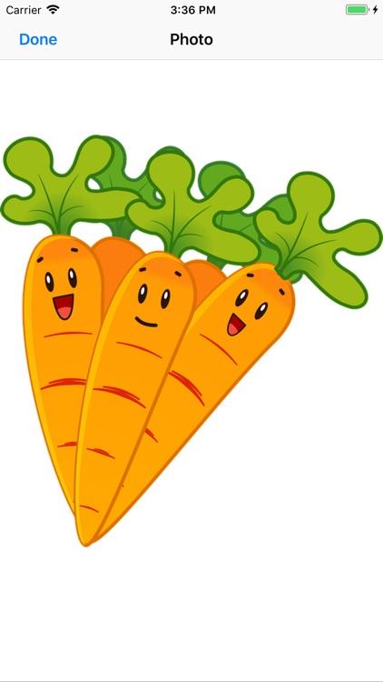 Crunchy Carrot Stickers screenshot-4