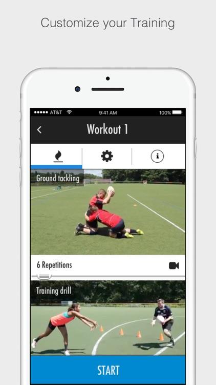 Rugby Training screenshot-4
