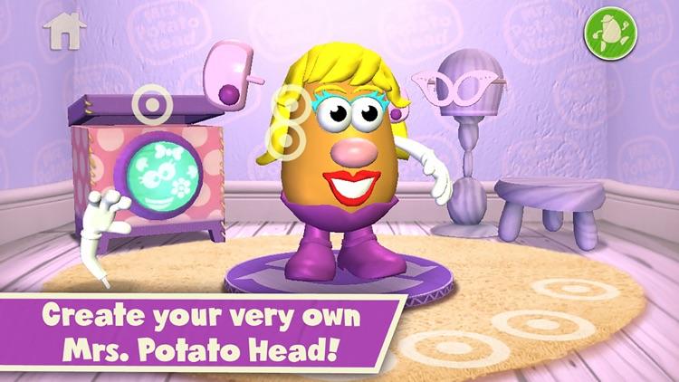 Mrs Potato Head: Create & Play