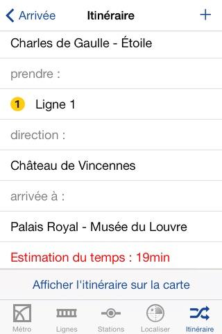 Metro Paris Subway screenshot 4