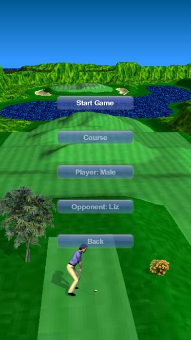 Par 3 Golfのおすすめ画像1