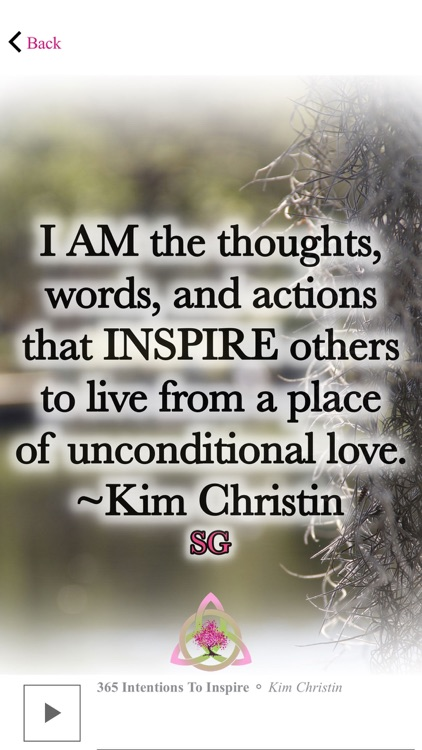 365 Intentions To Inspire