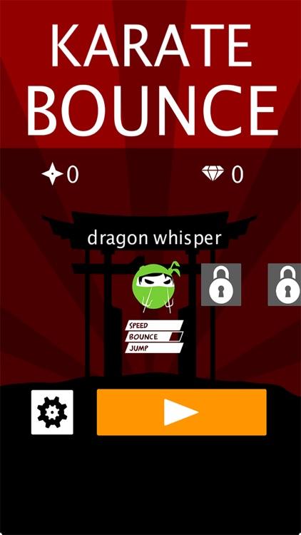 Karate Bounce