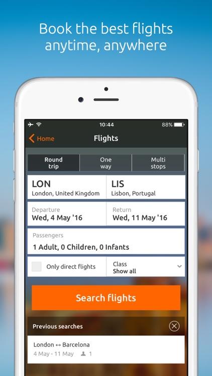 Opodo - Flights, Hotels & Cars