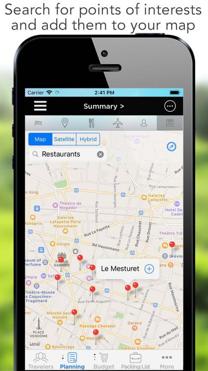 Pro Travel Planner screenshot-4