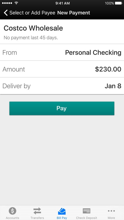 Quincy CU - Mobile Banking screenshot-2
