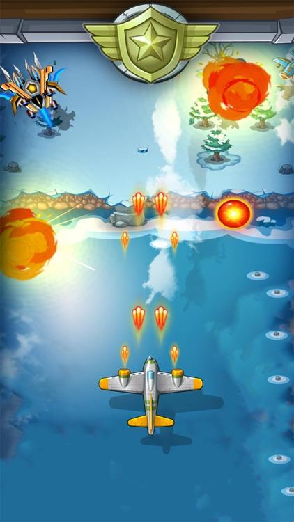 Plane Shooter Games screenshot-3