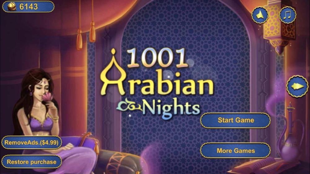 Match 3 1001 Arabian Nights Free Download App For Iphone Steprimo Com