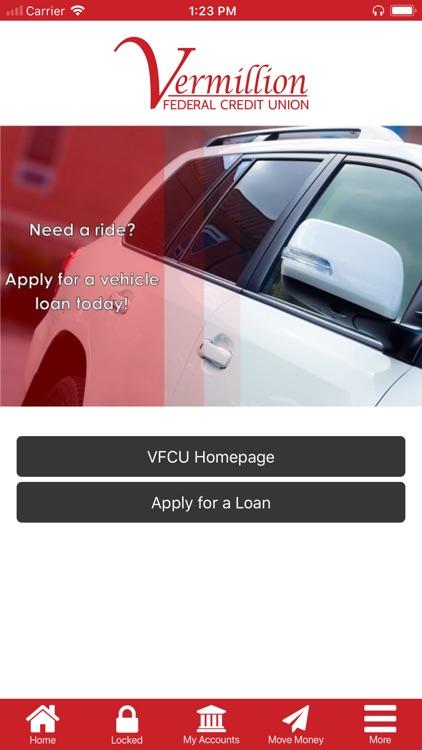Vermillion FCU Mobile