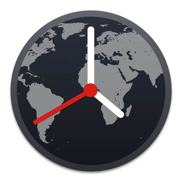 Hour - World Clock on the Mac App Store