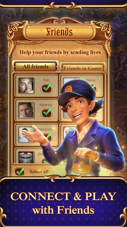 Clockmaker – Match3 Puzzle screenshot-3