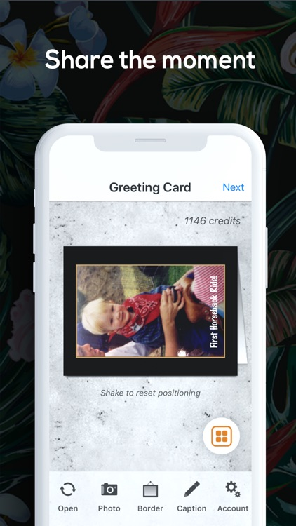 SnapShot Greeting Cards App screenshot-5