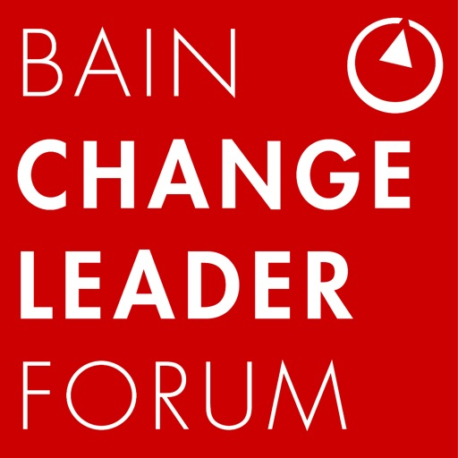 Bain Change Leader Forum