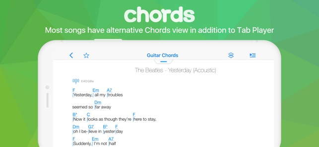 Songsterr Tabs Chords On The App Store