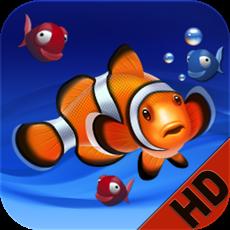 一款超级漂亮的水族馆HD: 海洋屏保 for mac