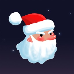 圣诞老人太胖了