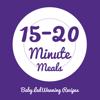 Natalie Peall - 15-20 Minute Meals & Traybakes artwork