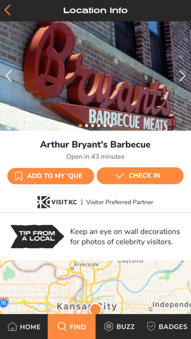Kansas City BBQ Experience screenshot 3