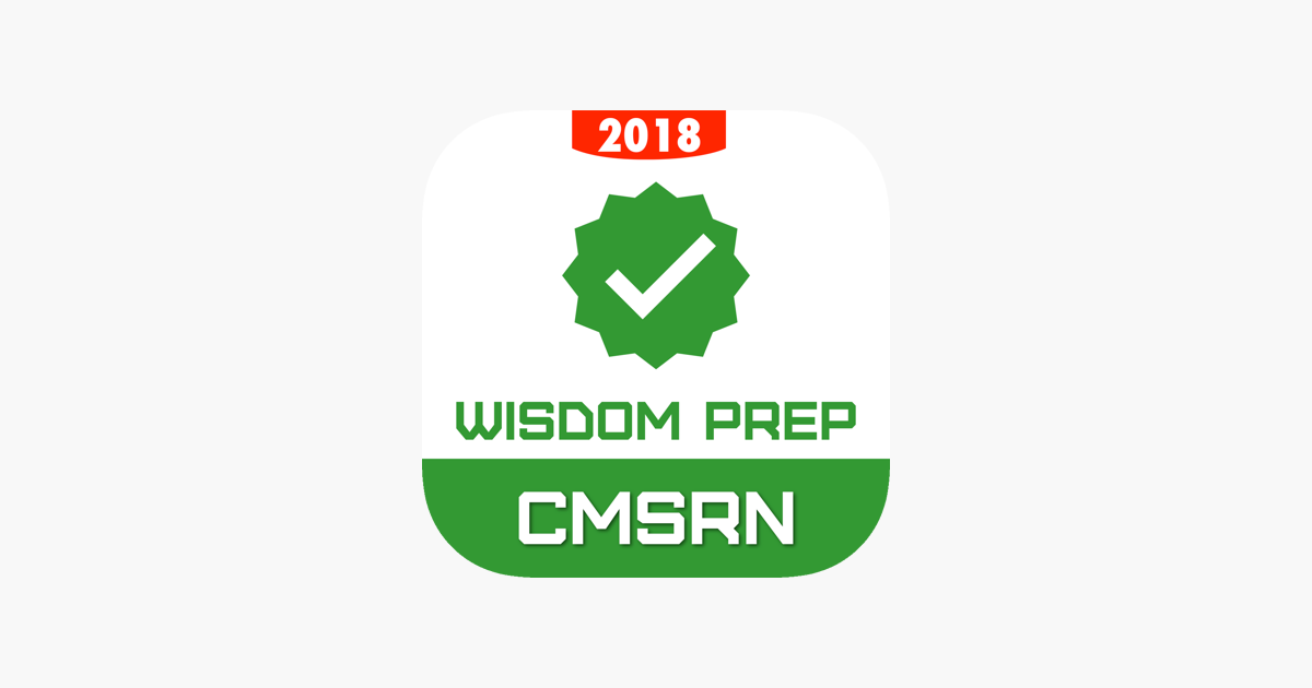 iphone not recognized msncb cmsrn prep 2018 on the app 8610
