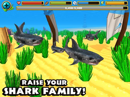 Скачать игру Wildlife Simulator: Shark