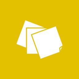 Ícone do app Sticky Notes HD