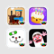 App Icon for Toca Box of Classics App in Denmark IOS App Store